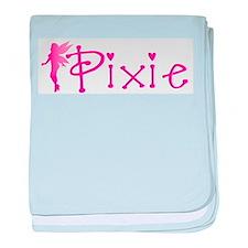 Pixie baby blanket