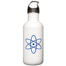 Bohr's Model of the Atom Sports Water Bottle