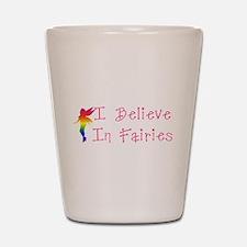 Fairies Shot Glass