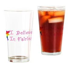 Fairies Drinking Glass