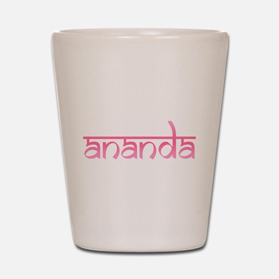 Ananda Shot Glass