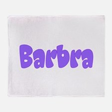 Barbra Throw Blanket
