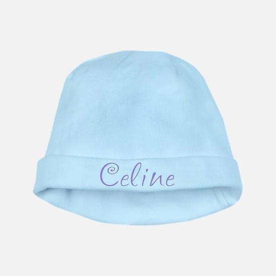 Celine baby hat