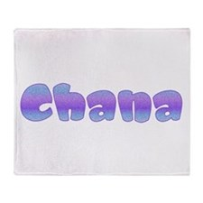 Chana Throw Blanket