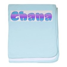 Chana baby blanket