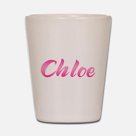 Chloe Shot Glass