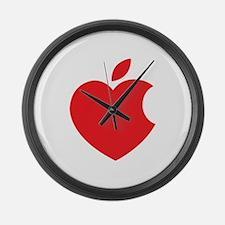 Steve Jobs Large Wall Clock
