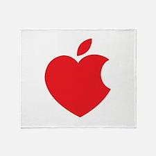 Steve Jobs Throw Blanket