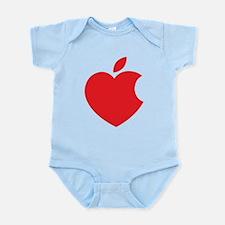 Steve Jobs Infant Bodysuit