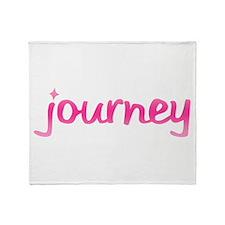 Journey Throw Blanket