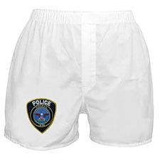 Conrail Police Boxer Shorts