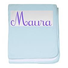 Maura baby blanket