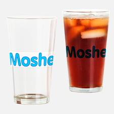 Moshe Drinking Glass