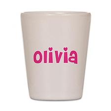Olivia Shot Glass