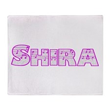 Shira Throw Blanket