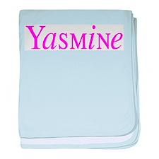Yasmine baby blanket