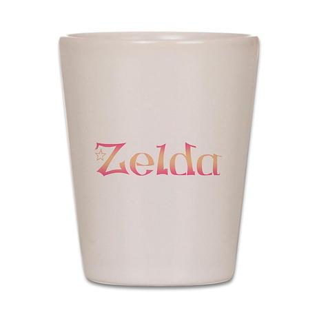 Zelda Shot Glass