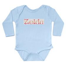 Zelda Long Sleeve Infant Bodysuit