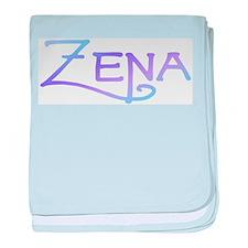 Zena baby blanket