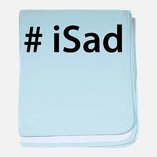 # iSad baby blanket