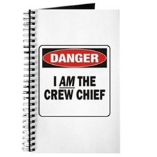 Crew Chief Journal