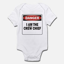 Crew Chief Infant Bodysuit