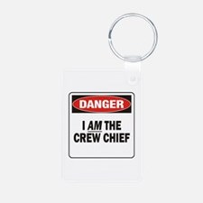 Crew Chief Keychains