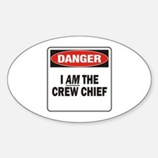 Crew Chief Decal