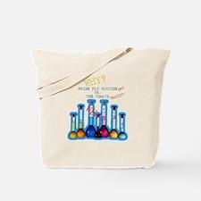 Swind Flu Conspiracy Tote Bag