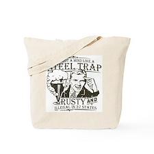 Steel Trap Tote Bag