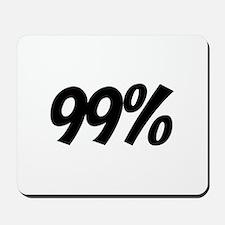 We Are 99 Percent Mousepad