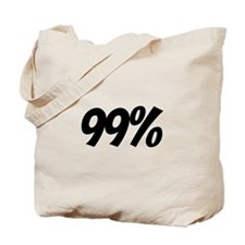 We Are 99 Percent Tote Bag
