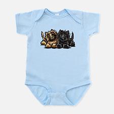 Cairn Terriers Infant Bodysuit