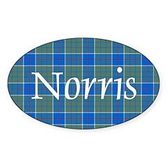 Tartan - Norris Decal