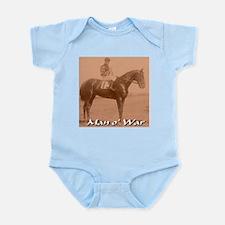 Man o' War Infant Bodysuit