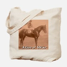 Man o' War Tote Bag