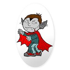 Kid Dracula Decal