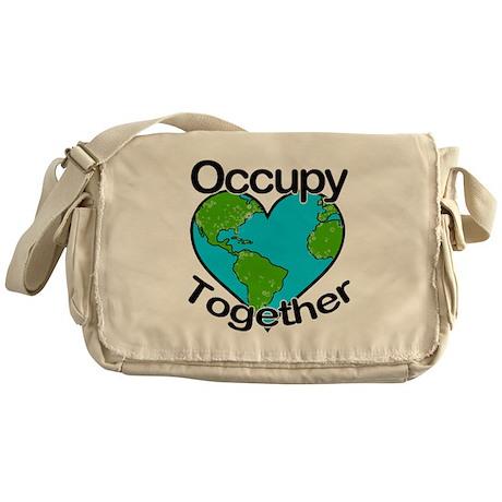 Occupy Together Messenger Bag