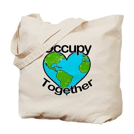 Occupy Together Tote Bag