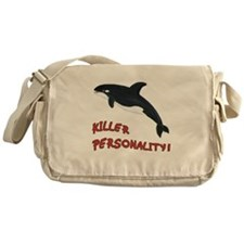 Whale - Personality Messenger Bag