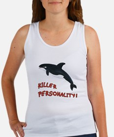 Whale - Personality Women's Tank Top