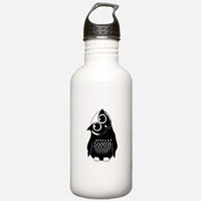 Curious Owl Water Bottle
