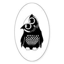 Curious Owl Decal