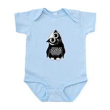 Curious Owl Infant Bodysuit