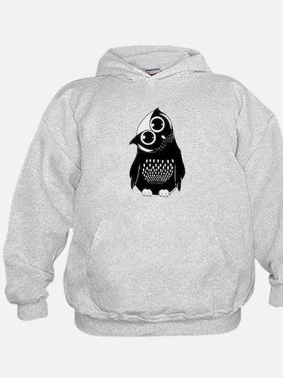 Curious Owl Hoodie