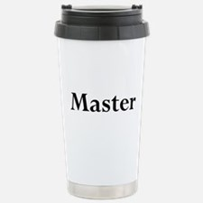Master Stainless Steel Travel Mug