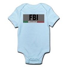 FBI Full Blooded Italian Infant Bodysuit