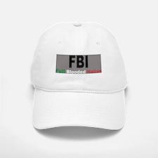 FBI Full Blooded Italian Baseball Baseball Cap