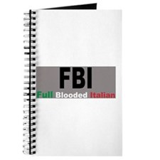 FBI Full Blooded Italian Journal
