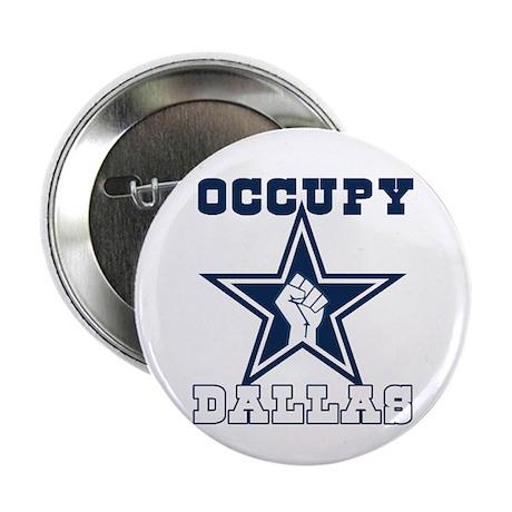 """Occupy Dallas 2.25"""" Button (100 pack)"""